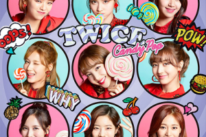 TWICE 新曲 予約 Candy Pop