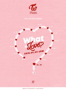 TWICE アルバム What is Love?