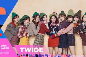TWICE 『KCON 2018 JAPAN×M COUNTDOWN』