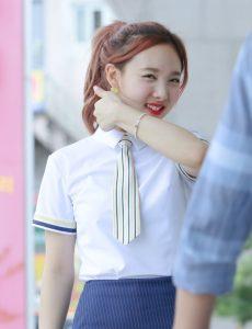 ナヨン 髪型 可愛い 前髪 TWICE 2018