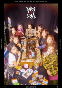TWICE ミニアルバム yes or yes