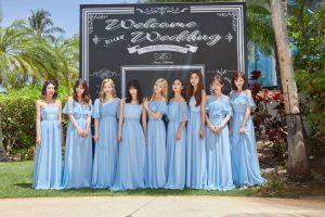 twice ハワイ 結婚式 サプライズ