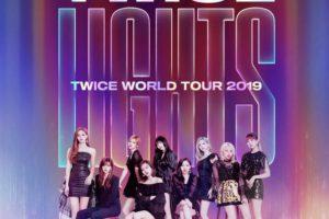 twice ライブ twice lights 北海道
