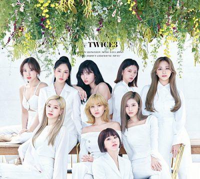 twice ベストアルバム #TWICE3